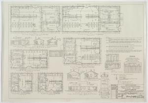 Army Mobilization Buildings: Floor Plans