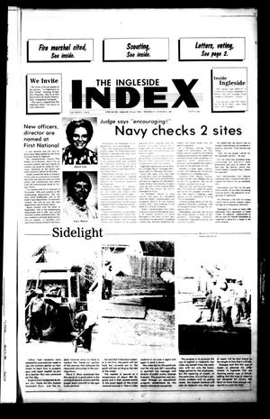 Primary view of object titled 'The Ingleside Index (Ingleside, Tex.), Vol. 36, No. 6, Ed. 1 Thursday, March 21, 1985'.