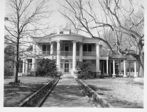 Primary view of object titled '[Moore House, Richmond, Texas]'.
