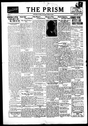 The Prism (Brownwood, Tex.), No. 6, Ed. 1, Tuesday, January 23, 1923