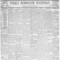 The Austin Weekly Statesman