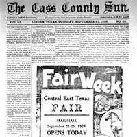 Cass County and Atlanta Newspapers