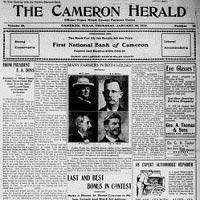 The Cameron Herald