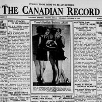 Canadian Record