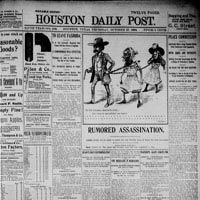 The Houston Daily Post