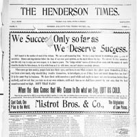 Henderson Times