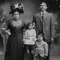 Mexican American Family and Photo Collection