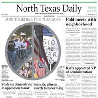 North Texas Daily/The Campus Chat