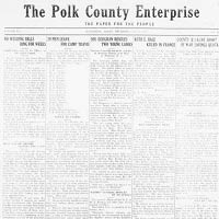 Polk County Newspapers