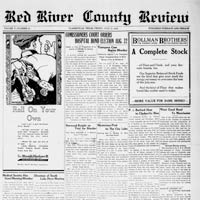 Red River County Review