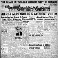 Seminole Newspaper Collection