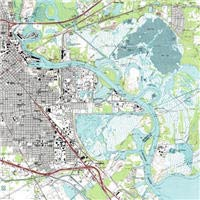 USGS Topographic Map Collection The Portal To Texas History - Us topological map